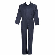Adults Coverall Overall Boiler Suit Workwear Boilersuit Mechanics Student