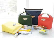 Portable Thermo Lunch Bag Insulated Ice Cooler Thermal Bag For Bento Box