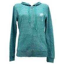 Local Motion Hawaii Womens Fleece Zip-Up Hoodie