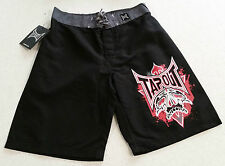 Tapout Black Print Boys Board Shorts, Swimmers, Swim Short – NWT, RRP $33.95