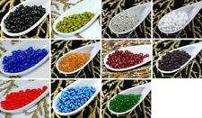 Seed Beads Czech Glass Seed Beads 7/0 PRECIOSA Seed Rocaille Glass 20g