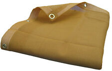 Desert Mesh Screen Shade Tarp , Heavy Duty Hauling Tarp Choose Size (10$ off 2+)