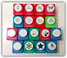 Carla Craft Large Paper Craft Punches / Snowflake, Butterfly, Daisy, Lily, Star*