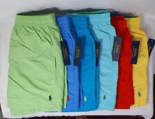 POLO RALPH LAUREN HAWAIIAN MENS SWIM SUIT SHORTS TRUNKS-NWT