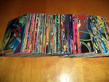 1994 Amazing Spider-Man 1st Edition Cards 137 138 139 140 141 142 143 144 145