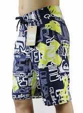 QUIKSILVER Mens Quick-dry Camouflage Board Shorts Beachshorts 30 32 34 36 38 NWT