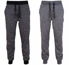 Southpole Mens Marled Fleece Jogger Pants
