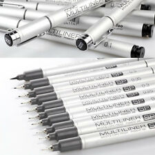 Copic Multiliner Sp Drawing pen Fine line pen Black Color