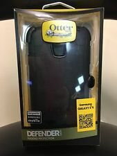BRAND NEW Otterbox Defender Clip Commuter Case for Samsung Galaxy S4 SIV