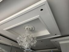 Lightweight Cornices. Many profiles to choose from.