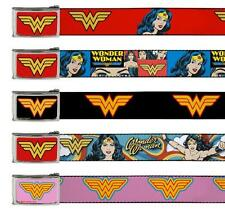 Web Belt Buckle DC Comics Wonder Woman