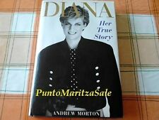 Andrew Morton Diana: Her True Story Very Good Book