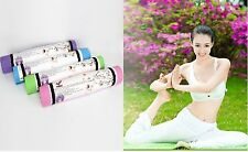 Yoga Mat Non-slip Exercise 6MM Thick Pad Gym Durable Fitness Lose Weight