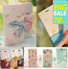 HAPPYMORI Mobile Phone Flip Phone Case Cover for Samsung Galaxy S6