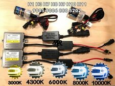 HIGH BEAMS 9005 HB3 35W AC CANBUS HID Xenon No Error Slim KIT 95-00 FOR MYSTIQUE