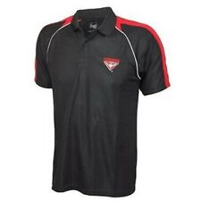 AFL Essendon Bombers Men's Essentials Polo Shirt, size M-4XL
