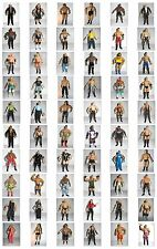 WWE Wrestling Toy Figures  (Modern, Attitude Era, Ruthless Aggression & Classic)