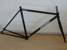 Fixie/Fixed gear/Single Speed Bike Frame with Fork ,BB SET and Head parts, 52 CM