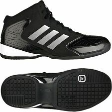 Mens Adidas Basketball Trainers Hi Top Boots Sneakers Sports Shoes 3 Series New