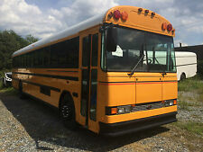 "2001 Bus - Spartan / Carpenter / 78 Passenger / 5.9L Cummins / ""As Is"" Sale"