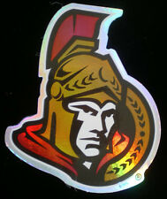 Ottawa Senators Decal Sticker NHL Hockey Officially Licensed