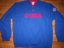 CHICAGO CUBS NEW MLB MAJESTIC CLUB PASS JACKET