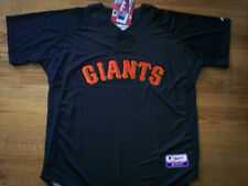SAN FRANCISCO GIANTS NEW MLB AUTHENTIC MAJESTIC COOL BASE JERSEY