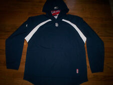 SAN DIEGO PADRES NEW MLB MAJESTIC AUTHENTIC THERMA BASE HOODED TECH FLEECE