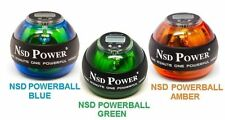 NSD POWERBALL POCKET GYM BOWLS CHAMPION GYRO BALL GYROSCOPE