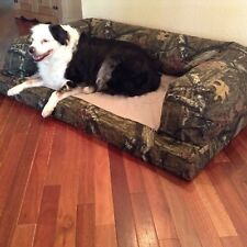 XXL Orthopedic Dog Bed Couch -Large(30 x 40 in) and Jumbo(34 x 54 in)