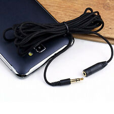 1.5m/3m/5m 3.5mm Female to Male F/M Headphone Stereo Audio Extension Cable Cord