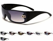 DG UNISEX CELEBRITY DESIGNER RECTANGLE FASHION EYEWEAR SUNGLASSES DG14 SHADES