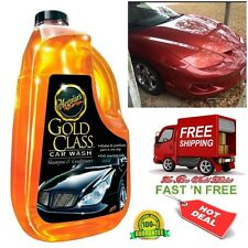 Car Wash Shampoo Cleaning Protective Conditioner Soap Care Gold Class Shine Colo