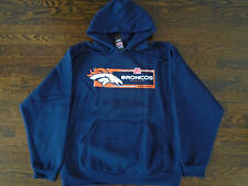 DENVER BRONCOS NEW NFL CRITICAL VICTORY HOODED SWEATSHIRT