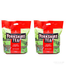 Taylors of Harrogate Yorkshire Tea 480 Tea Bags 1.5Kg x2