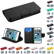 For Apple iPhone 5S/5 MyJacket Wallet Case Pouch Accessories