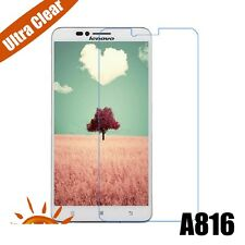 Lenovo A816 Screen Protector Plus Cloth ULTRA CLEAR Protect Your Smart Phone LOT