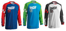 Thor Mens & Youth Phase Ramble Dirt Bike Jersey ATV MX Gear Off-Road