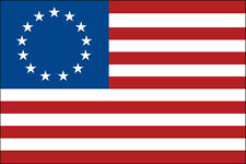 Betsy Ross Nylon Flag-  Made in the U.S.A.