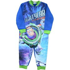 NEW OFFICIAL Toy Story Buzz Disney Toddler Boys All-In-One Onesie / Romper Suit