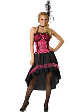 InCharacter Saloon Gal Adult Burlesque Can Can Womens Costume Fancy Dress Outfit