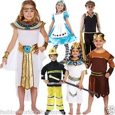 New Child Evacuee Boy Costume Child Fireman Child Roman Soldier Costume Fancy