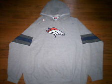 DENVER BRONCOS NEW NFL BIG FAN HEAVYWEIGHT HOODED SWEATSHIRT