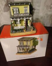 LIBERTY FALLS COLLECTION CHILDTRENS HOSPITAL AH990 MINIATURE BUILDING