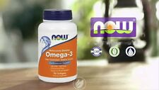 Now Foods OMEGA-3 FISH OIL all sizes - select option