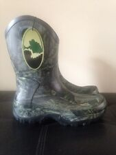 New Herman Survivor Mossy Oak Men Camouflage Hunting Boot Insulated Waterproof