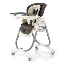 Chicco Polly Magic Luxe High Chair Rattania