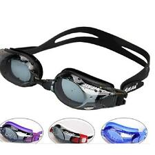 Adult Adjustable New Swimming Goggle Swim Glasses Anti-fog UV Protection Eyeware