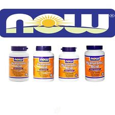 Now Foods HYALURONIC ACID all sizes - select option