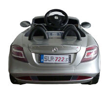 Ride On Mercedes Car with Remote Control